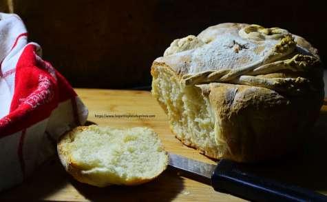 Je fais mon pain