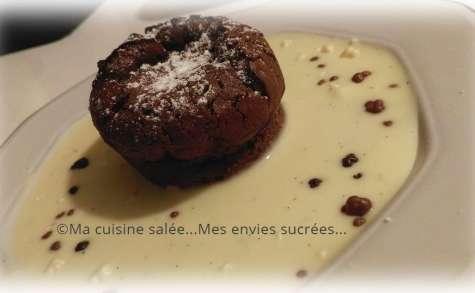 Moelleux choco - griottines
