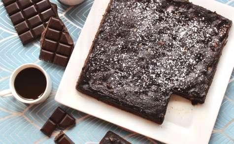 Brownie végétal aux noix
