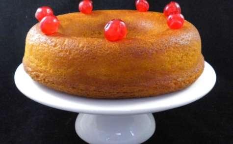 Mon premier gâteau pour l'anniversaire de mon blog