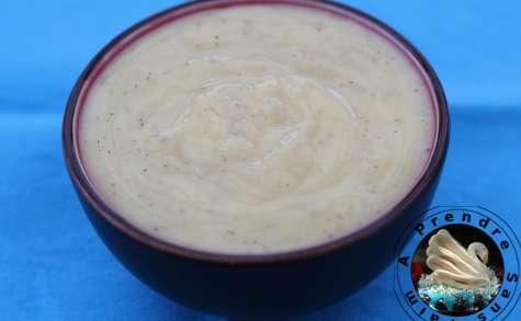 Crème pâtissière à la vanille de Ferrandi