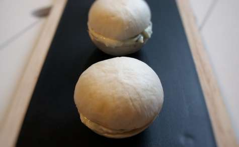 Macarons-champignons