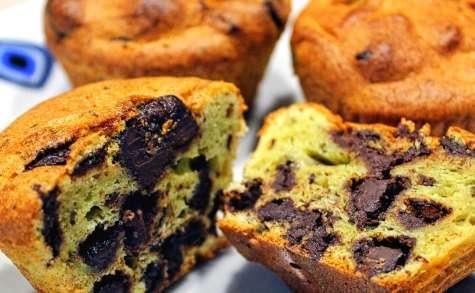 Muffins Express à l'Avocat et au Chocolat