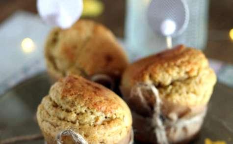 Muffins de Pâques au citron et beurre d'amande