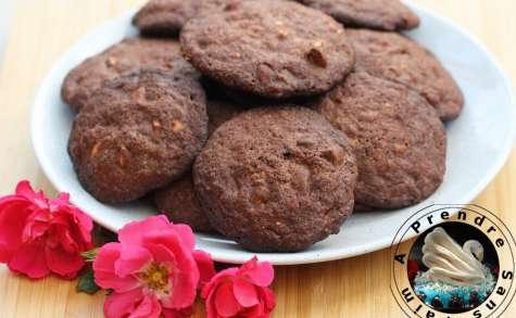 Cookies aux chocolats et aux noix de cajou