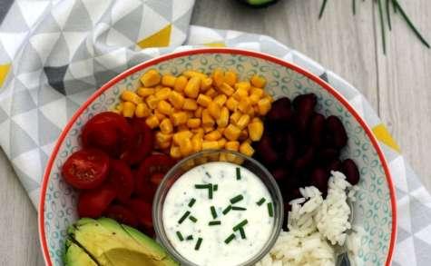 salade bowl recette