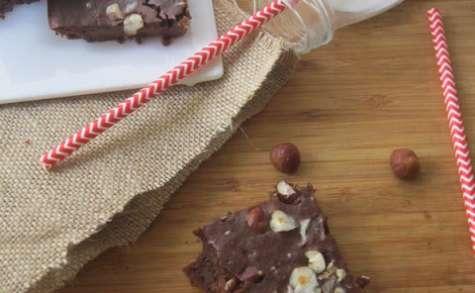 Fondant au chocolat et haricots rouges