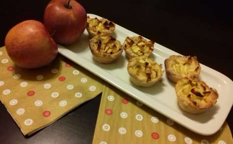 Tartelettes aux pommes - Emma.cuisine