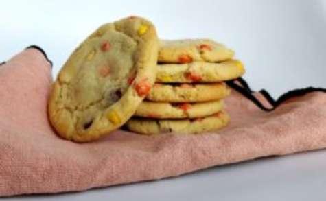 Cookies aux pépites de beurre de cacahuètes