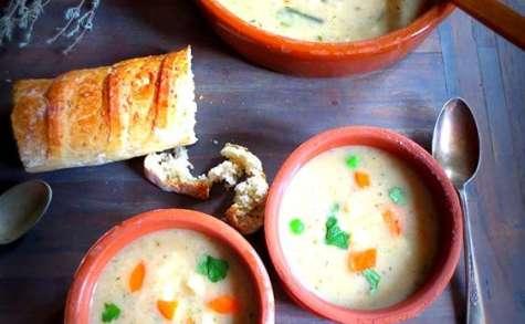 Soupe au Haricots Blancs de Campana