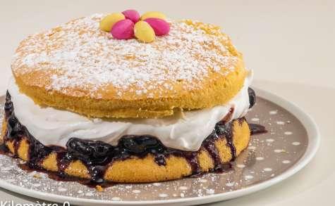 Gâteau Victoria