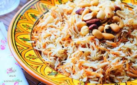 Riz aux vermicelles libanais facile