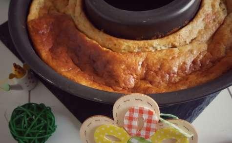Gâteau à la banane et au lait de coco (weight watchers)