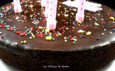 Un fondant au chocolat pour Marion
