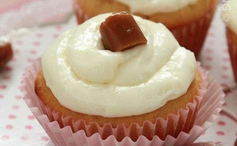 Cupcakes au caramel au beurre salé