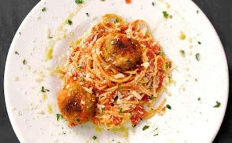 Le spaghetti-boulette