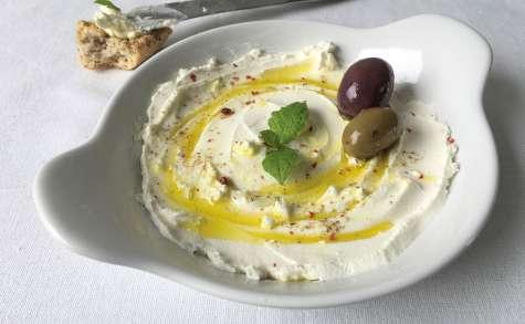 Labné - Faire du fromage frais Libanais