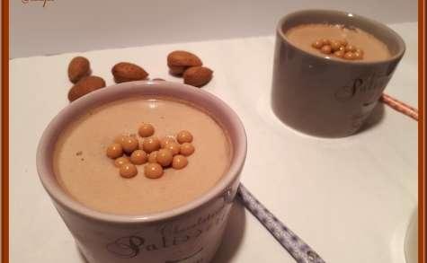 Crèmes Chocolatées au lait d'Amandes