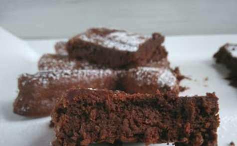 Fondant au chocolat sans beurre et sans farine - NathyChef