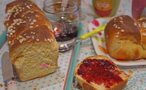 Brioche Bretonne au lait ribot - Atelier de Brigitte (Gironde 33230 COUTRAS, LIBOURNE, SAINT-DENIS de PILE, SAINT-SEURIN/L'ISLE) cuisine, recettes, partages,
