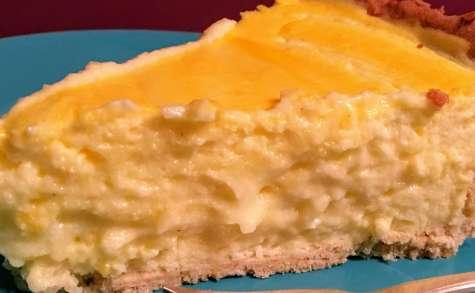 La tarte au fromage blanc de Felder