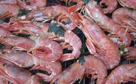 Marinade à l'orange et à la coriandre pour crustacés, poissons et viandes