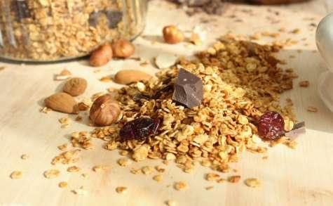 Granola recette de base