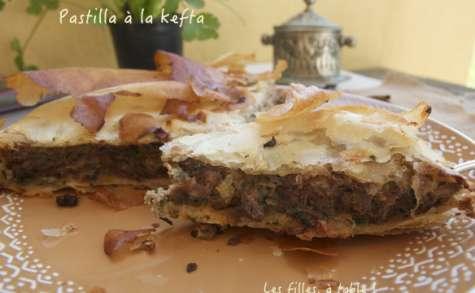 Pastilla à la kefta