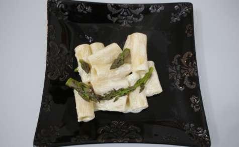 Pâtes aux asperges et ricotta