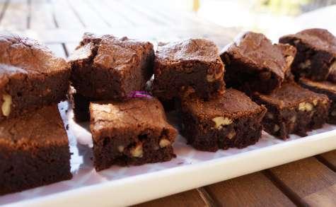 Le meilleur Brownie de la Galaxie - Atelier de Brigitte (Gironde 33230 COUTRAS, LIBOURNE, SAINT-DENIS de PILE, SAINT-SEURIN/L'ISLE) cuisine, recettes, partages,