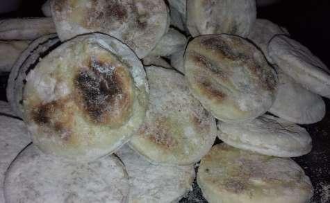 Pain marocain au yaourt et a la farine sans semoule - Emma.cuisine