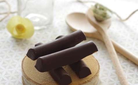 Financiers noisettes coco coque chocolat