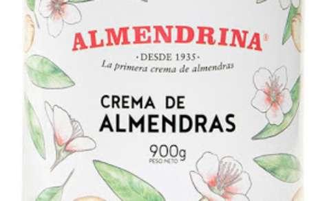 Bizcocho: Gateau à la crème d'amandes et aux pommes