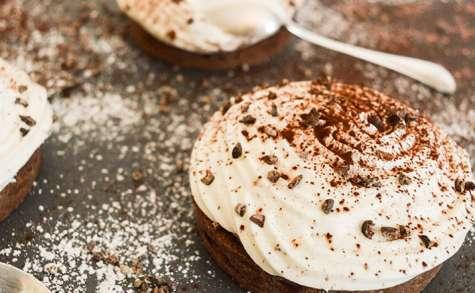 Tartelettes au chocolat liégeois & poivre blanc de Penja