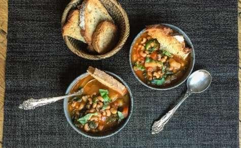 Ribollita, soupe toscane
