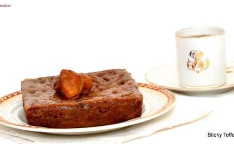 Pudding aux dattes et caramel de Nigella, sticky toffee pudding