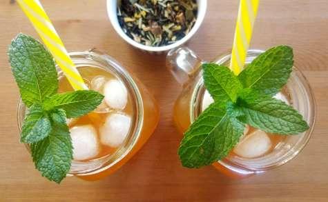 Mojitea, le thé glacé façon mojito