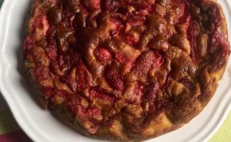 Gâteaux aux fraises