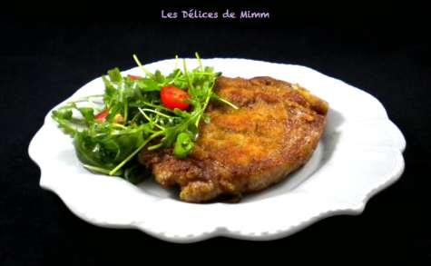 Côte de veau à la Milanaise