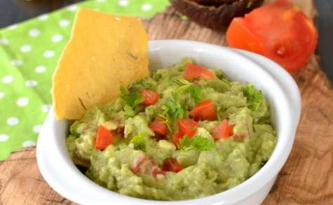 Le véritable guacamole