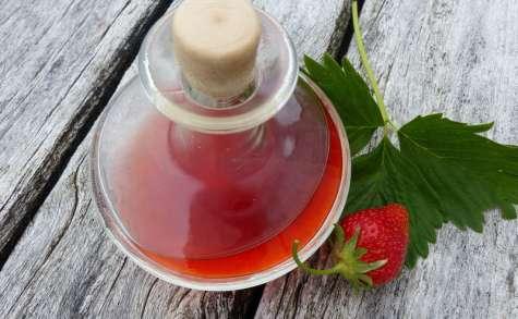 Vinaigre de fraise