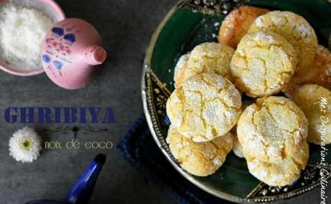 Ghoriba à la noix de coco
