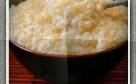 Perles du japon à la vanille