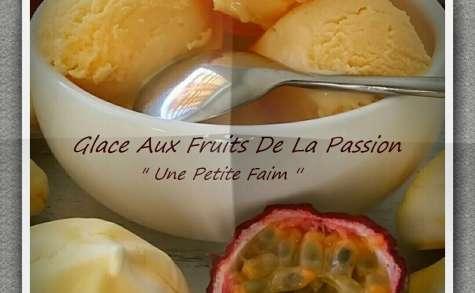 Glace aux fruits de la passion