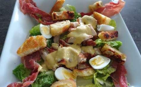 Salade Caesar revisitée