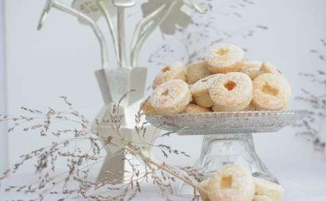 Amaretti aux agrumes et gingembre - nouveaux parfums