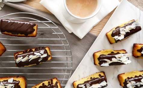 Les cakes coco et chocolat d'Ottolenghi