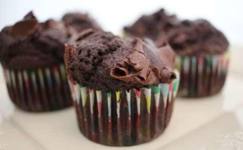 Muffins ultra chocolat