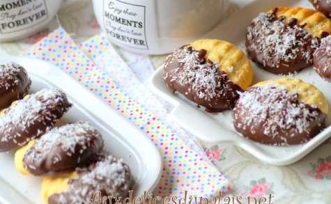 Biscuit sablé à la fourchette