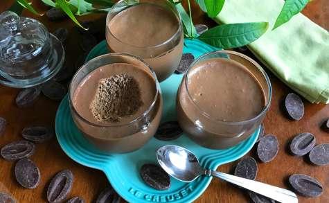 La mousse chocolat de Pierre Hermé